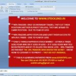 Trialling 'learn To Trade' Stock Market Websites